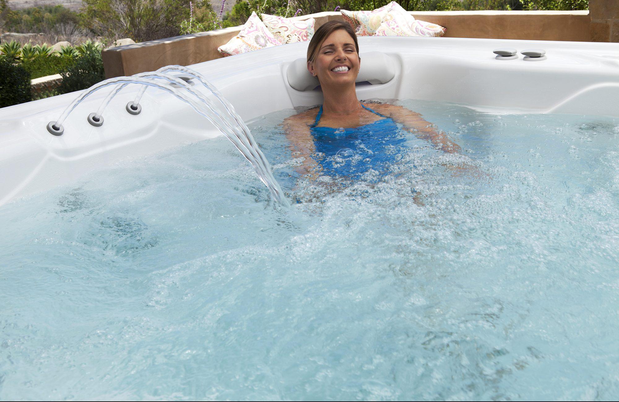 Terapinis masažinio baseino poveikis